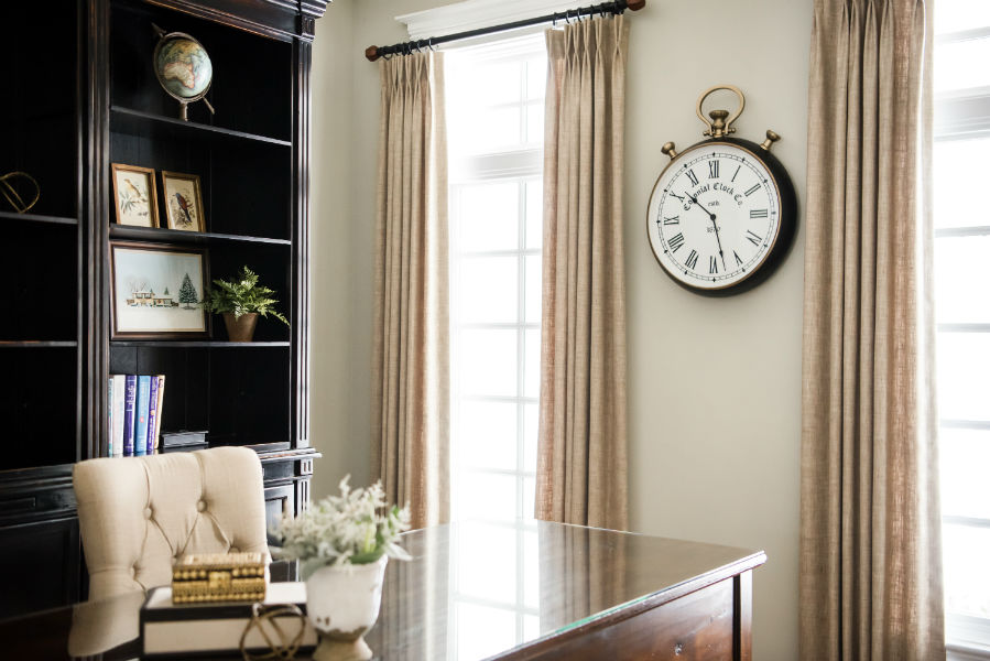 Home Office Design Colleen Mcnally Interiors