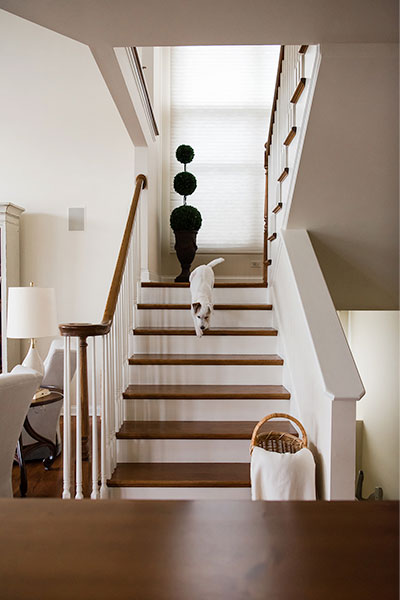 Colleen Mcnally Master Staircase
