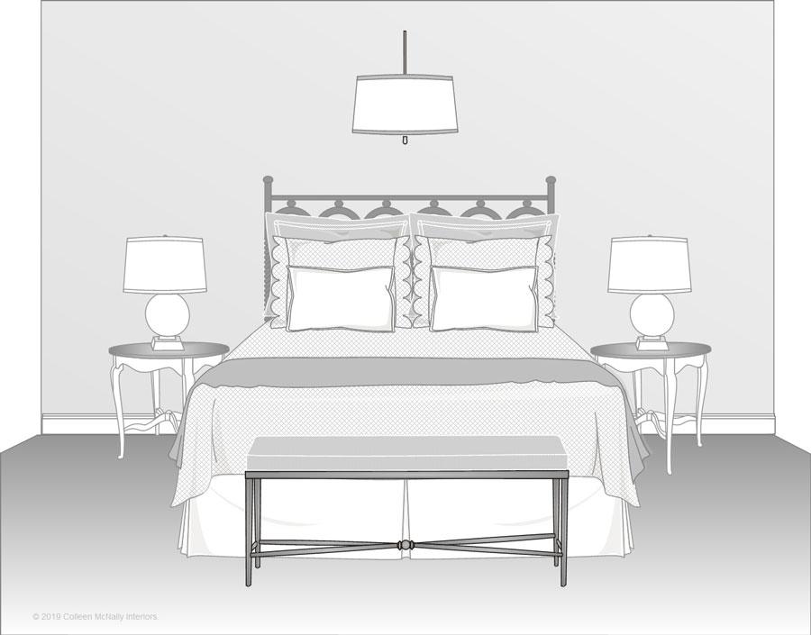 Custom Bedding By Colleen Mcnally