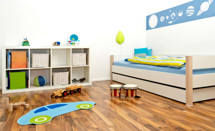 How To: Room Decor for a Child with Asthma