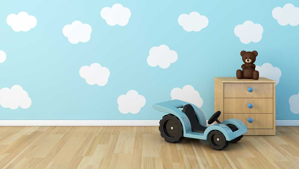 Kids Bedroom For Asthma