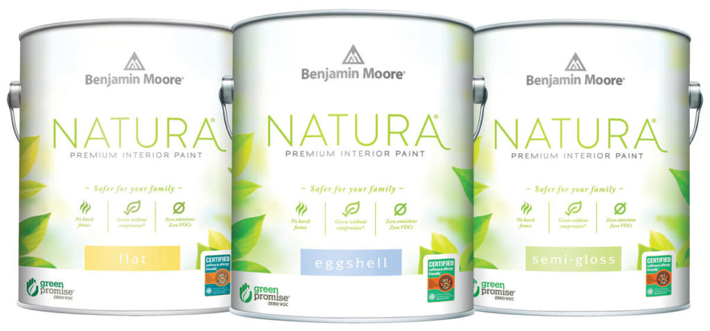 Natura Paint Benjamin Moore