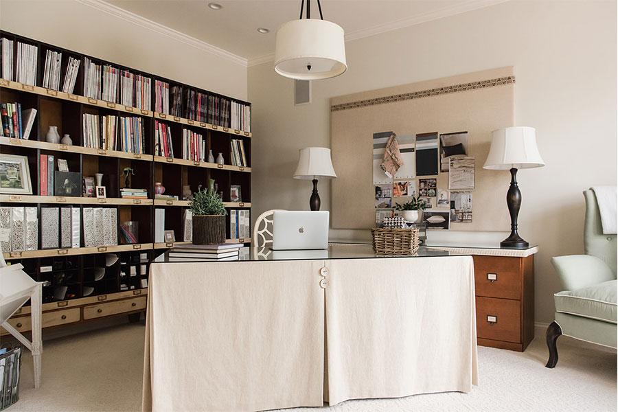 Mcnally Interior Office Linen