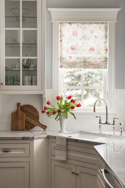 Kitchen Cabinets Glass Doors Transitional Design Colleen Mcnally Interiors