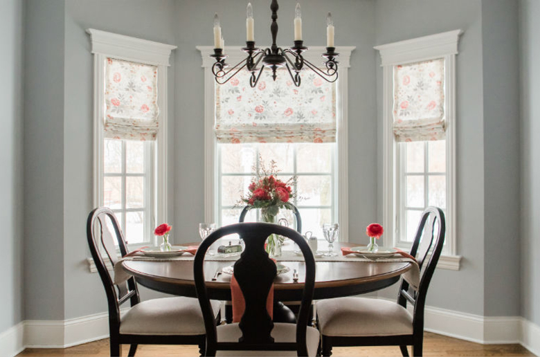 Colleen Mcnally Interior Design Custom Window Treatments