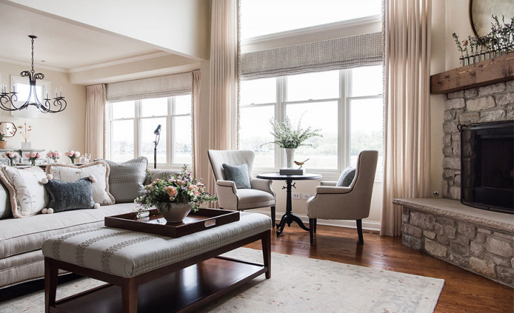 Restoration Hardware Window Treatments vs. Custom Window Treatments