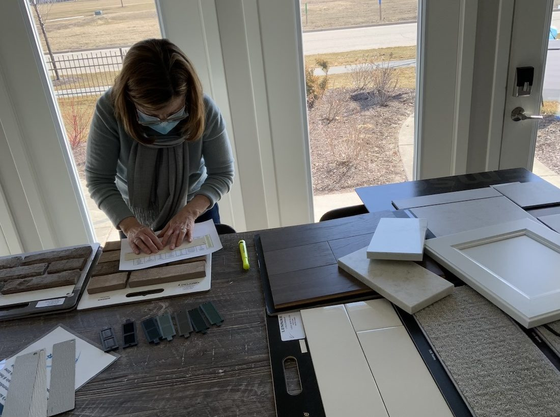 Making New Construction Selections (A Designer's Advice)